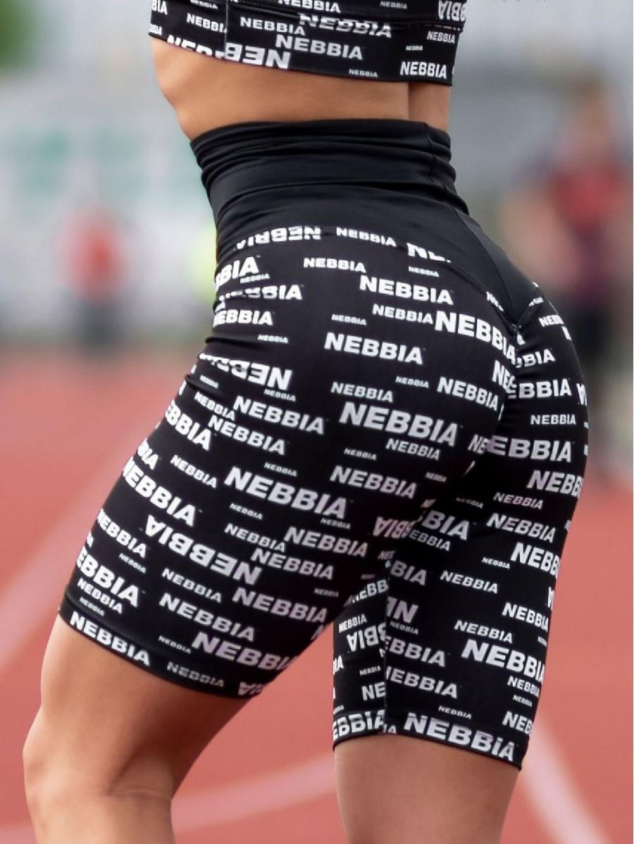 Biker Shorts SEAQUAL N771 NEBBIA