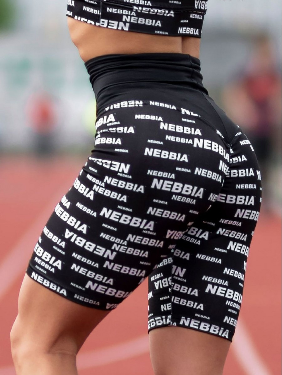 SEAQUAL biker shorts N771 NEBBIA